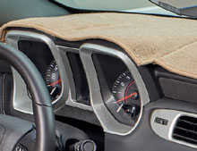 Carpet Dashboard Cover