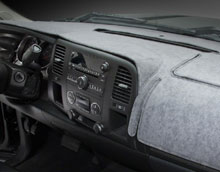 Brushed Suede Dashboard Cover